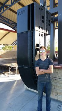 Cody With Full Modus Line Array